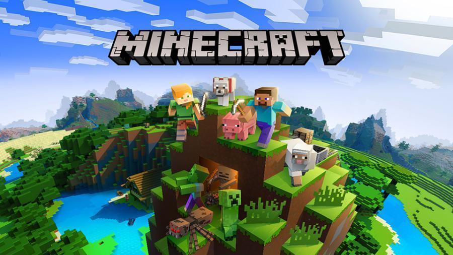 Minecraft Raiz 🌳⛏🇧🇷