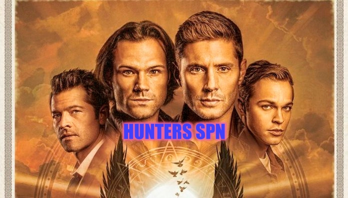 HUNTERS SUPERNATURAL