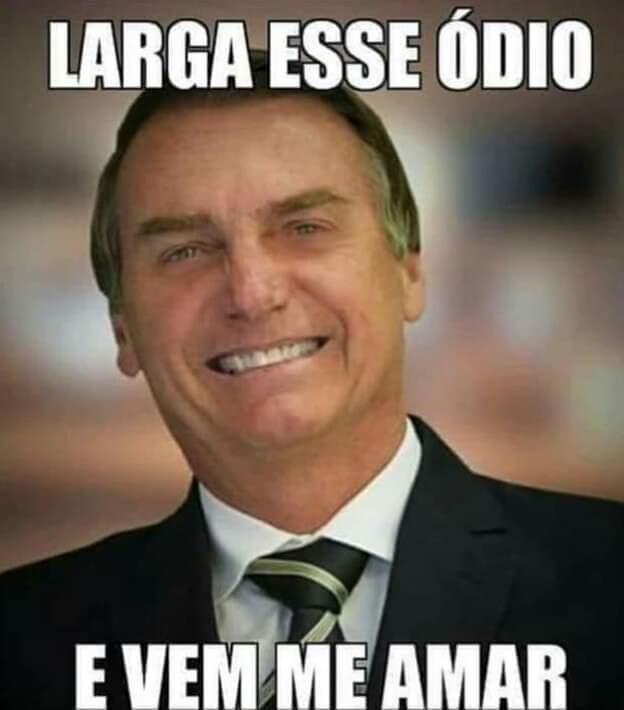 Apoio Bolsonaro