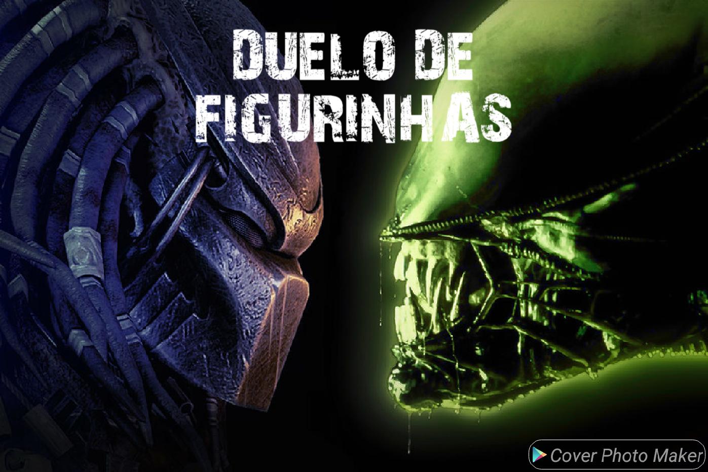 DUELO DE FIGURINHAS E STICKERS